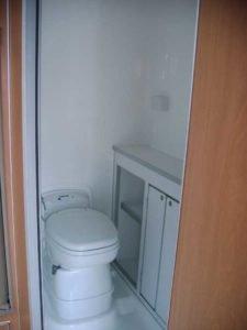 Caravan-Toilet BCJ Plastic Products