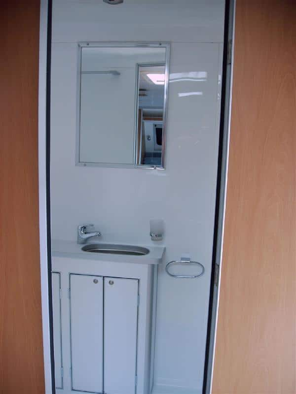 Caravan Bathroom BCJ Plastic Products