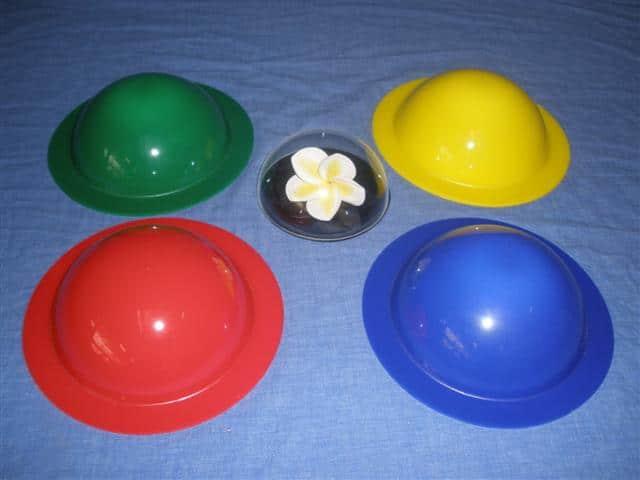 Flower Pot Domes BCJ Plastic Products