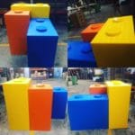 Lego Blocks BCJ Plastic Products