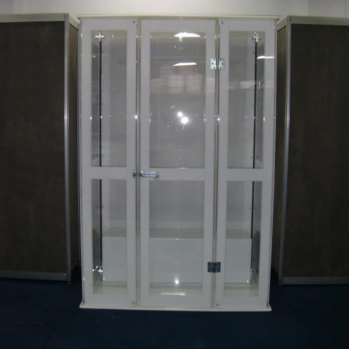 Police Cell Display BCJ Plastic Products