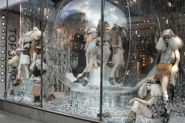 TopShop-Christmas-Window Dome BCJ Plastic Products