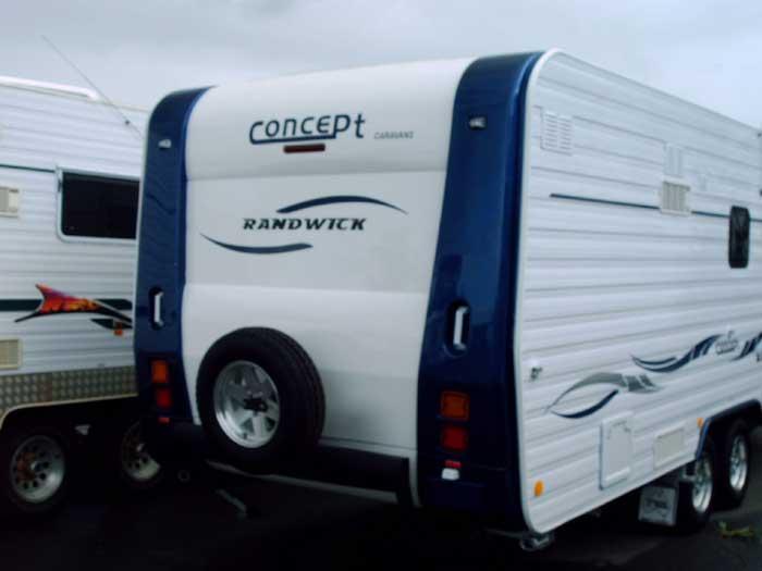 Trailstar-Concept-Van-Rear-View BCJ Plastic Products