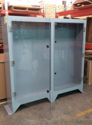 PVC Fume Cabinet BCJ Plastic Products