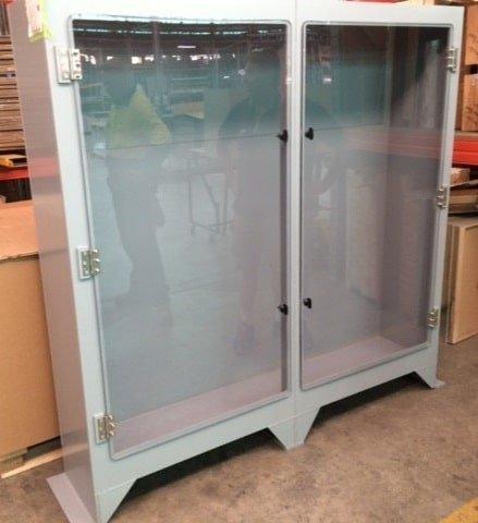 PVC Fume Cabinets BCJ Plastic Products