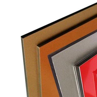 Aluminum Composite Material BCJ Plastic Products