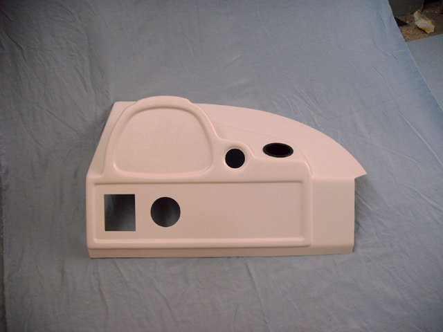 Boat-Console BCJ Plastic Products