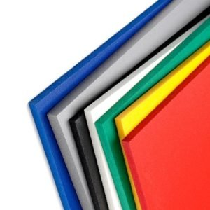Foamed PVC BCJ Plastic Products