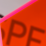 Perspex Fluorescent BCJ Plastic Products
