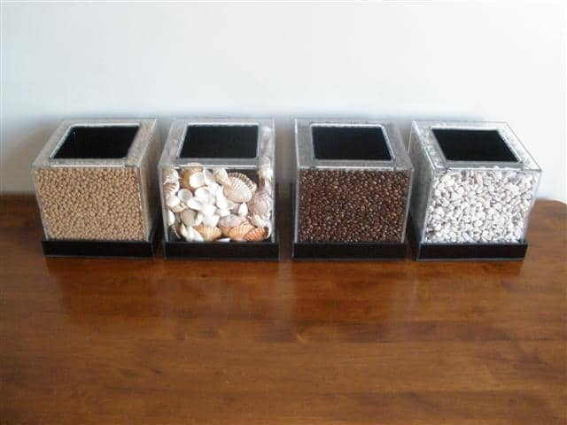 Small Boutique Pot Set BCJ Plastic Products