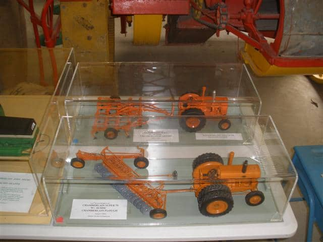 Whiteman Park Tractor Museum Covers BCJ Plastic Products