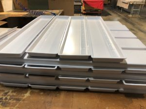 Vacuum Forming Plastic Thermoforming BCJ Plastic Products
