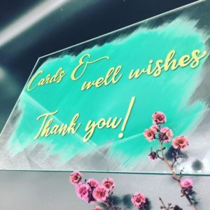 Laser Engraving and Etching BCJ Plastic Products
