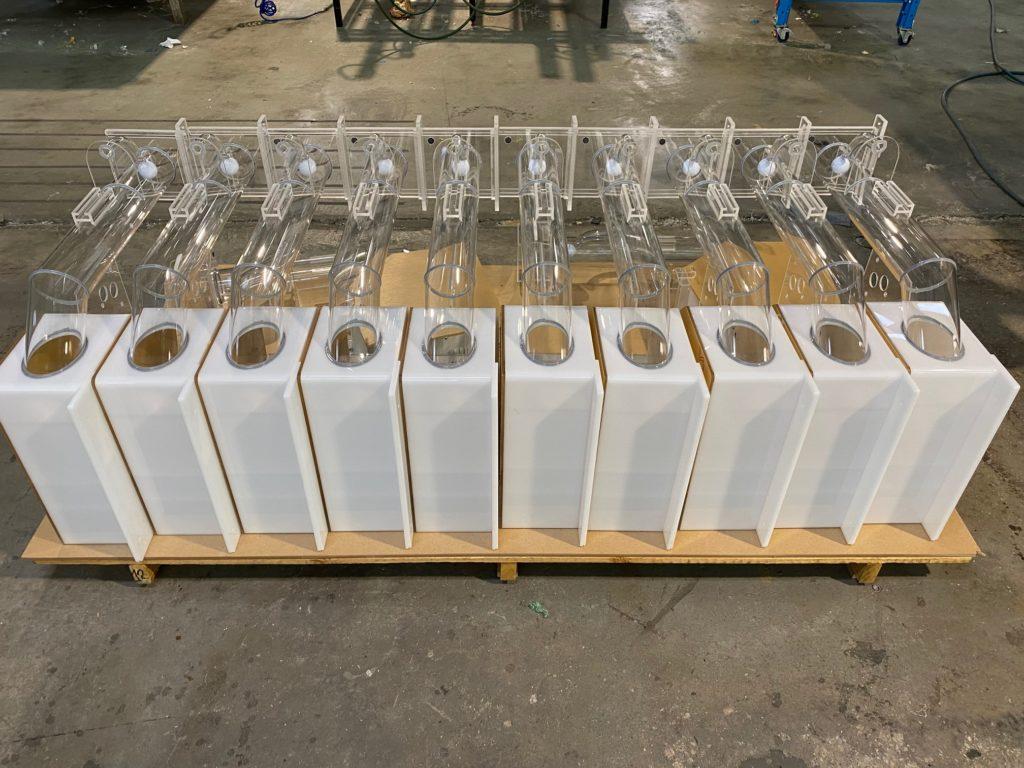 Acrylic Fabrication BCJ Plastic Products