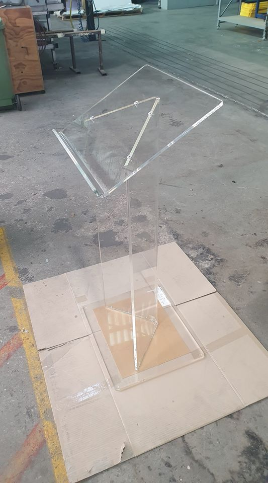 Lectern BCJ Plastic Products