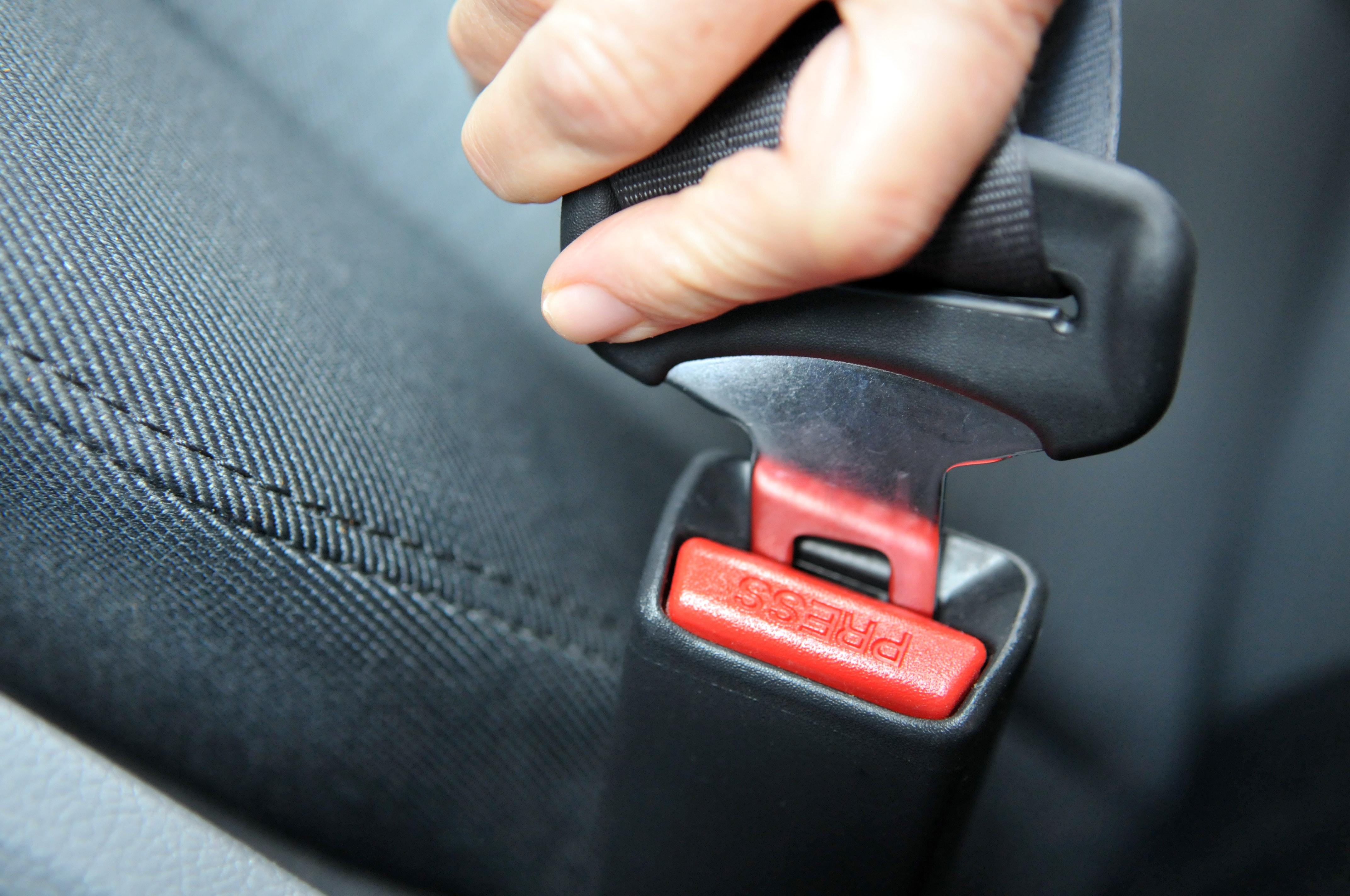 Seatbelt BCJ Plastic Products