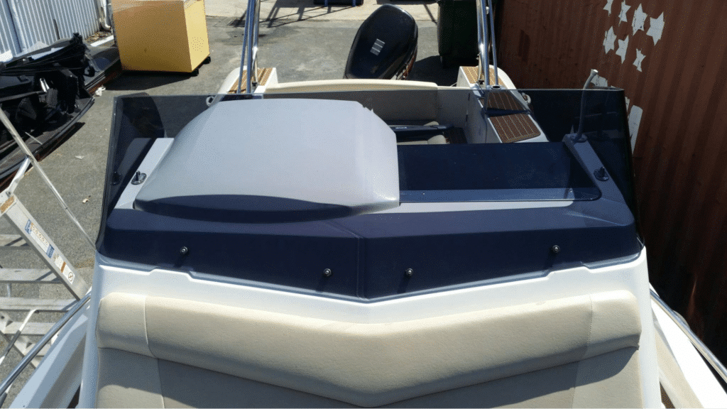 Custom Boat Windscreens BCJ Plastic Products