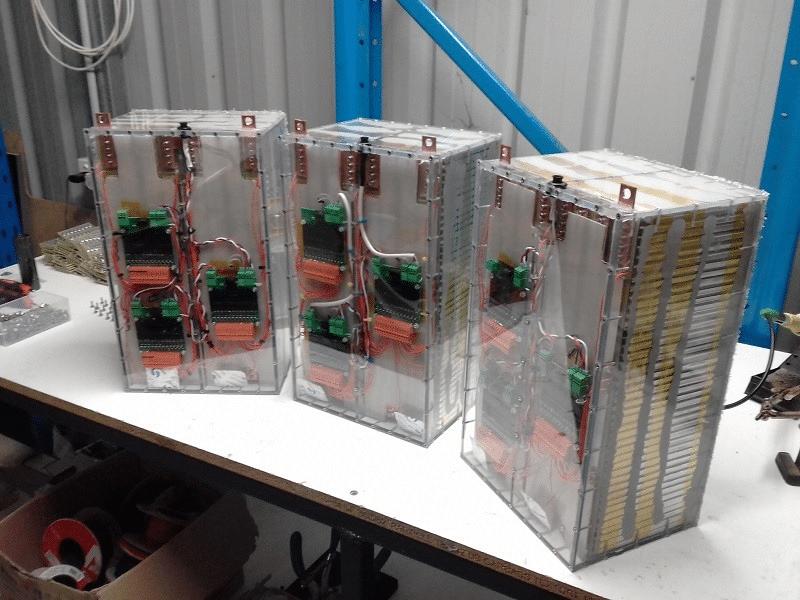 Battery Storage Units