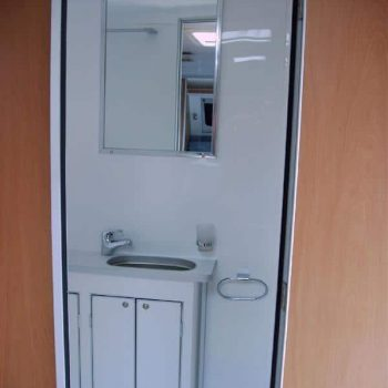 Caravan Bathroom BCJ Plastic Products