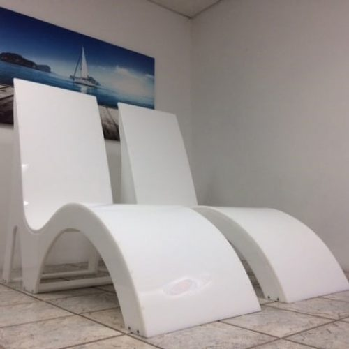 Sun Lounges BCJ Plastic Products
